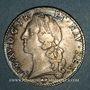 Monnaies Louis XV (1715-1774). Ecu au bandeau 1768 L. Bayonne