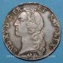 Monnaies Louis XV (1715-1774). Ecu au bandeau 1770 L. Bayonne