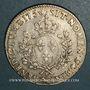 Monnaies Louis XV (1715-1774). Ecu au bandeau de Béarn 1756. Pau
