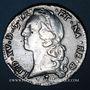 Monnaies Louis XV (1715-1774). Ecu au bandeau de Béarn 1763. Pau