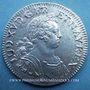 Monnaies Louis XV (1715-1774). Ecu aux 8 L 1725 D. Lyon