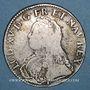 Monnaies Louis XV (1715-1774). Ecu aux lauriers 1726L. Bayonne