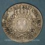 Monnaies Louis XV (1715-1774). Ecu aux lauriers 1732L. Bayonne