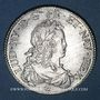 Monnaies Louis XV (1715-1774). Ecu de France 1723A. Flan neuf !