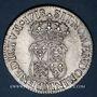 Monnaies Louis XV (1715-1774). Ecu de France-Navarre 1718A