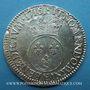 Monnaies Louis XV (1715-1774). Ecu vertugadin 1716 H. La Rochelle
