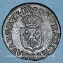 Monnaies Louis XV (1715-1774). Liard à la vieille tête 1770 AA. Metz