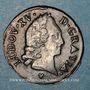Monnaies Louis XV (1715-1774). Liard d'Aix 1767&