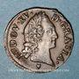 Monnaies Louis XV (1715-1774). Liard d'Aix 1768&