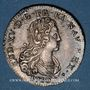 Monnaies Louis XV (1715-1774). Petit louis d'argent 1720 &. Aix