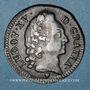 Monnaies Louis XV (1715-1774). Sol d'Aix 1768& Aix