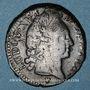 Monnaies Louis XV (1715-1774). Sol d'Aix 1769& Aix