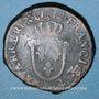Monnaies Louis XV (1715-1774). Sol d'Aix 1772 &. Aix