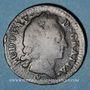 Monnaies Louis XV (1715-1774). Sol d'Aix 1773 &. Aix