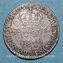 Monnaies Louis XV (1715-1774). XX sols de Navarre 1719 A