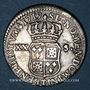 Monnaies Louis XV (1715-1774). XX sols de Navarre 1719 T. Nantes