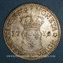 Monnaies Louis XV (17151774). 40 sols de Strasbourg 1716 BB. Réformation.