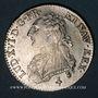 Monnaies Louis XVI (1774-1793). 1/2 écu aux lauriers 1791 A. Héron. 2e semestre