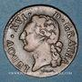 Monnaies Louis XVI (1774-1793). 1/2 sol 1778&. Aix