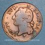 Monnaies Louis XVI (1774-1793). 1/2 sol 1784BB. Strasbourg