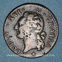 Monnaies Louis XVI (1774-1793). 1/2 sol 1788MA. Marseille
