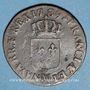 Monnaies Louis XVI (1774-1793). 1/2 sol 1789 MA. Marseille