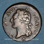 Monnaies Louis XVI (1774-1793). 1/2 sol 1791 MA. Marseille