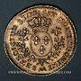 Monnaies Louis XVI (1774-1793). 12 sols aux lauriers 1779 AA. Metz. Environ 40 176 exemplaires !