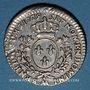 Monnaies Louis XVI (1774-1793). 12 sols aux lauriers 1779 AA. Metz