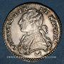 Monnaies Louis XVI (1774-1793). 12 sols aux lauriers 1782 AA. Metz