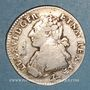 Monnaies Louis XVI (1774-1793). 24 sols aux lauriers (= 1/5 d'écu) 1786 R. Orléans