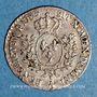 Monnaies Louis XVI (1774-1793). 6 sols à la grosse tête. 1783 A