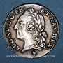 Monnaies Louis XVI (1774-1793). 6 sols à la vieille tête de Louis XV 1779 A. 2e semestre
