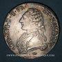 Monnaies Louis XVI (1774-1793). Ecu aux lauriers 1775 M. Toulouse