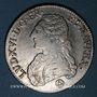 Monnaies Louis XVI (1774-1793). Ecu aux lauriers 1775 Q. Perpignan