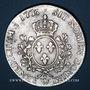 Monnaies Louis XVI (1774-1793). Ecu aux lauriers 1776 W. Lille