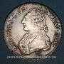 Monnaies Louis XVI (1774-1793). Ecu aux lauriers 1784 K. Bordeaux