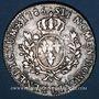 Monnaies Louis XVI (1774-1793). Ecu aux lauriers 1786 L. Bayonne