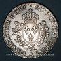 Monnaies Louis XVI (1774-1793). Ecu aux lauriers 1788 A. 2e semestre