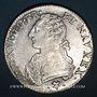 Monnaies Louis XVI (1774-1793). Ecu aux lauriers 1788 L. Bayonne