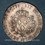 Monnaies Louis XVI (1774-1793). Ecu aux lauriers 1788 M. Toulouse