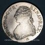 Monnaies Louis XVI (1774-1793). Ecu aux lauriers 1789 R. Orléans