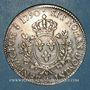 Monnaies Louis XVI (1774-1793). Ecu aux lauriers 1790 A. 1er semestre