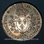 Monnaies Louis XVI (1774-1793). Ecu aux lauriers 1790 A. 2e semestre