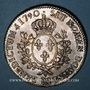 Monnaies Louis XVI (1774-1793). Ecu aux lauriers 1790 MA. Marseille. 1er semestre.