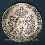 Monnaies Louis XVI (1774-1793). Ecu aux lauriers 1791 I. Limoges