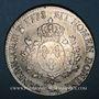 Monnaies Louis XVI (1774-1793). Ecu aux lauriers de Béarn 1778. Pau