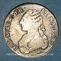 Monnaies Louis XVI (1774-1793). Ecu aux lauriers de Béarn 1781. Pau