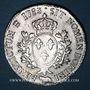 Monnaies Louis XVI (1774-1793). Ecu aux lauriers de Béarn 1783. Pau