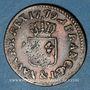 Monnaies Louis XVI (1774-1793). Liard 1779 &. Aix